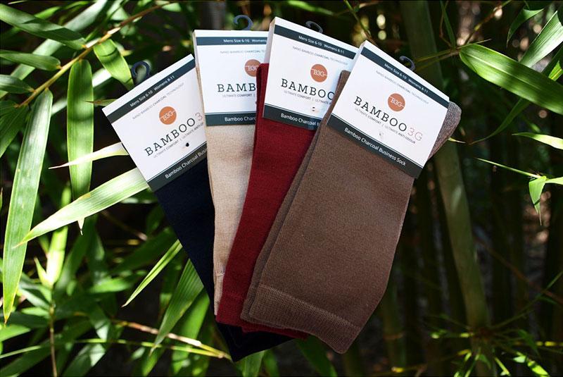 Bamboo Charcoal thick work socks