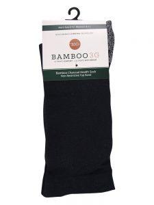Bamboo charcoal health socks