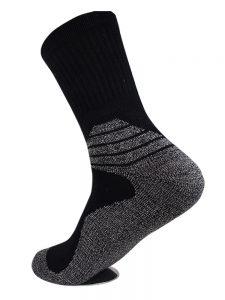 Performance sock all black