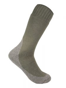 Thick work sock khaki
