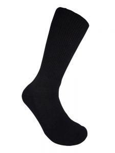 Health Work Sock - Black